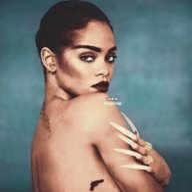 Rihanna UK